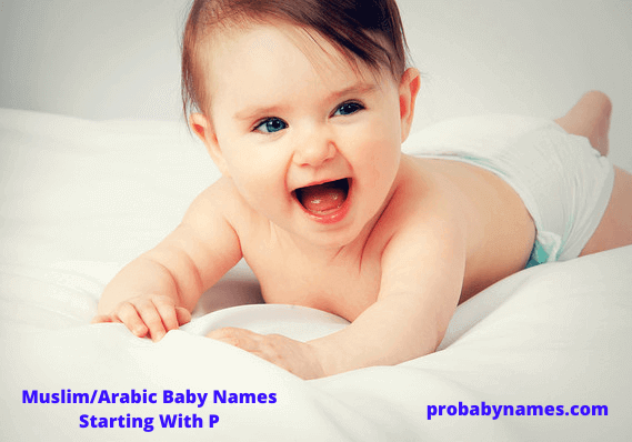 Muslim/Arabic Baby Names Starting With P