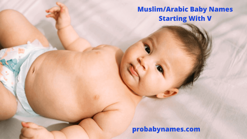 Muslim/Arabic Baby Names Starting With V